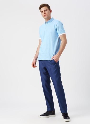 Cotton Bar Klasik Pantolon İndigo